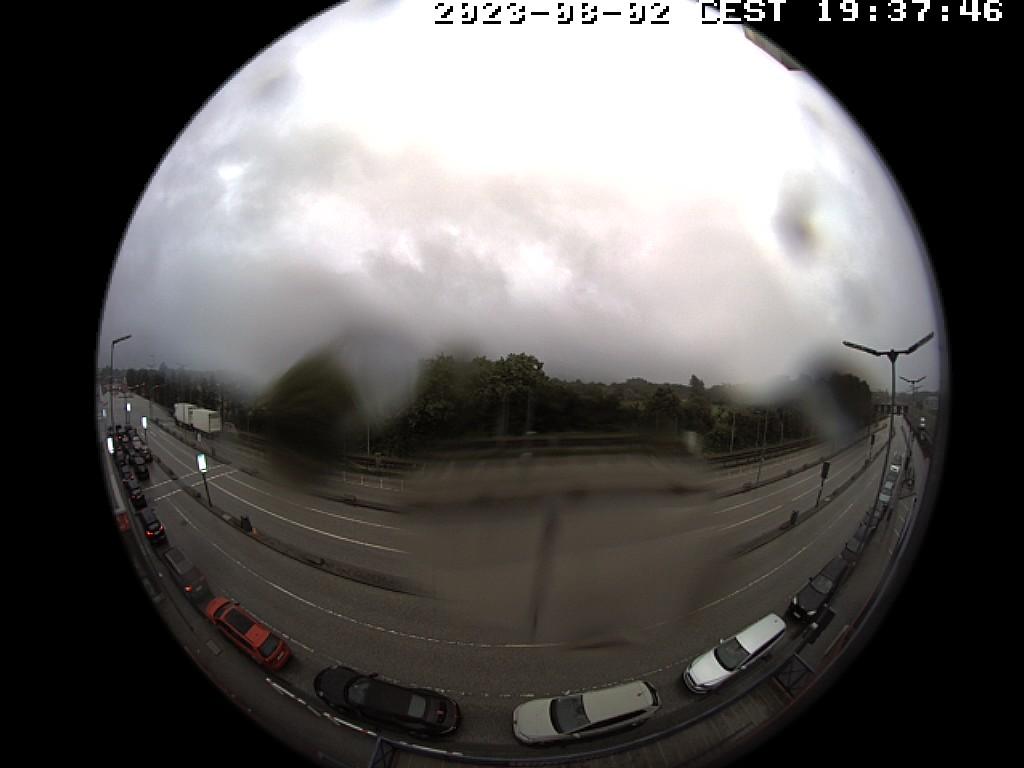 Webcam Autozug Niebüll